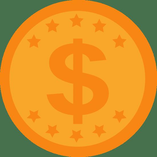 个性硬币在线生成的logo