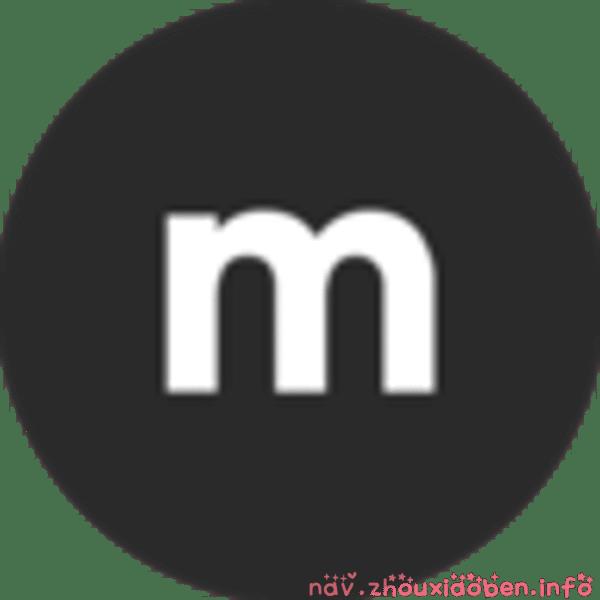 Mixkit视频素材的logo