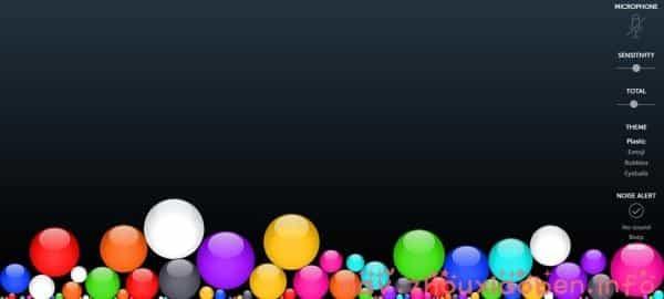 BouncyBalls音乐弹力球的截图