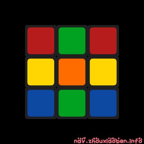 魔方在线的logo